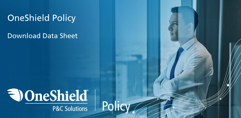 OneShield Policy P&C Solution