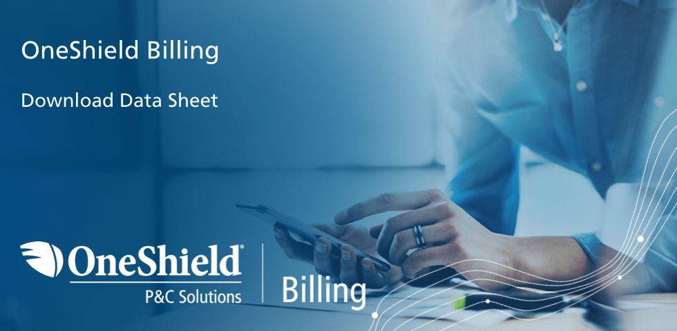 OneShield Billing P&C Solution