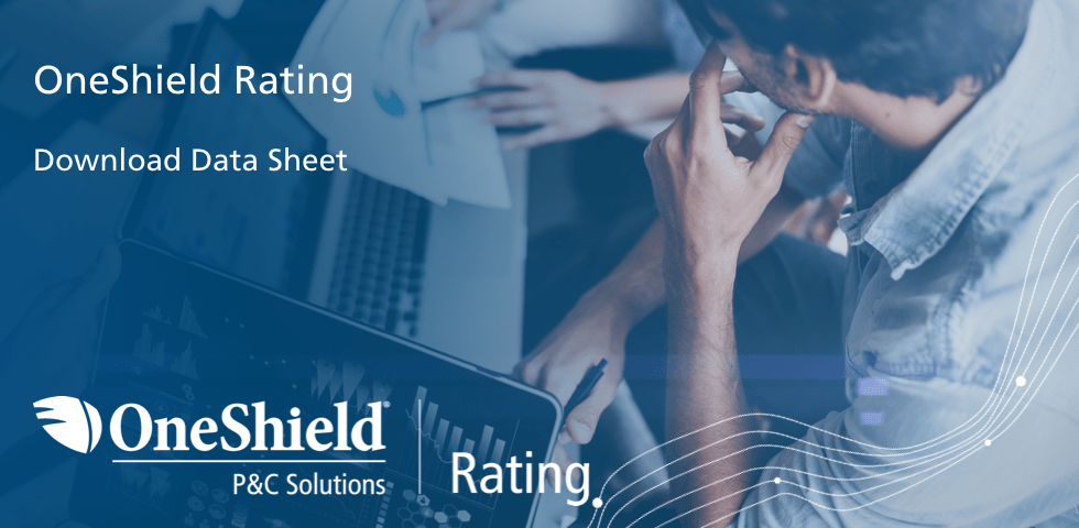 OneShield Rating P&C Solution