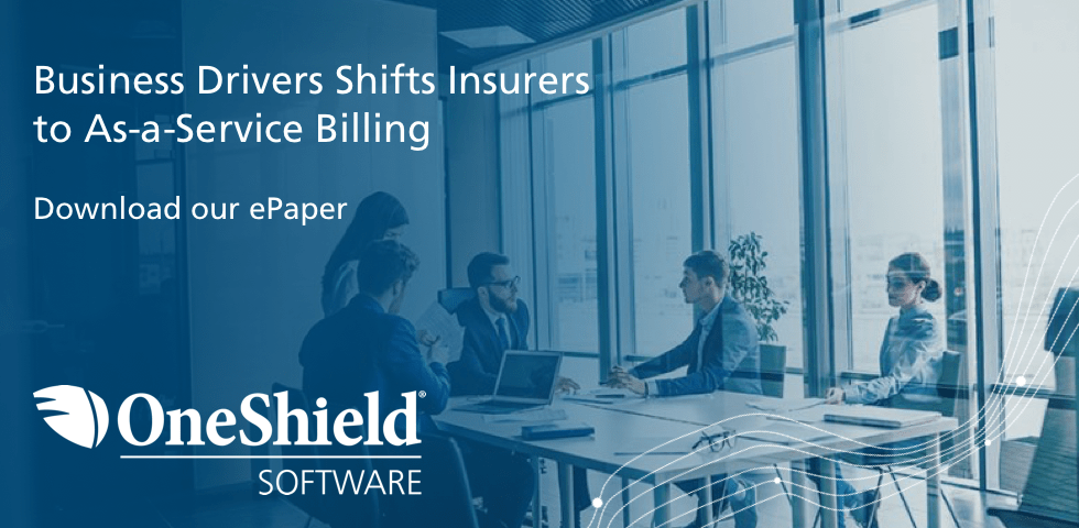 Business Drivers Shifts Insurers To As-A-Service Billing