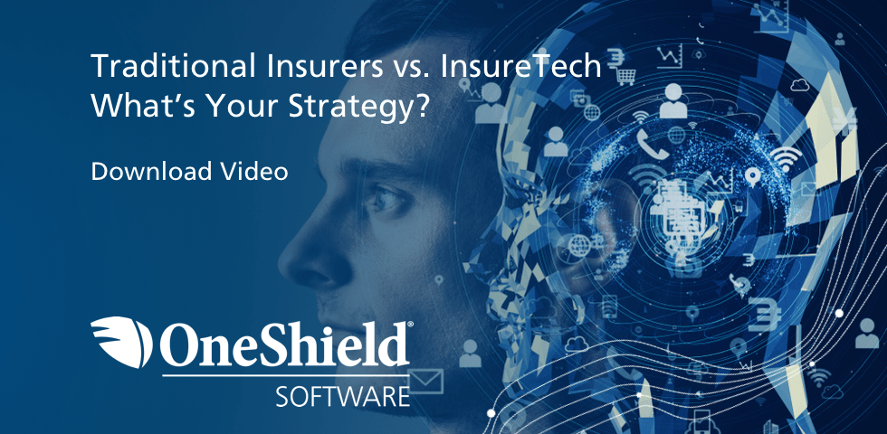 Traditional Insurers vs. InsureTech – What's Your Strategy?