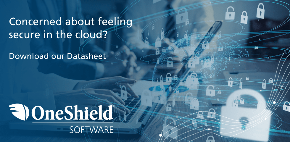 Concerned about feeling secure in the cloud?