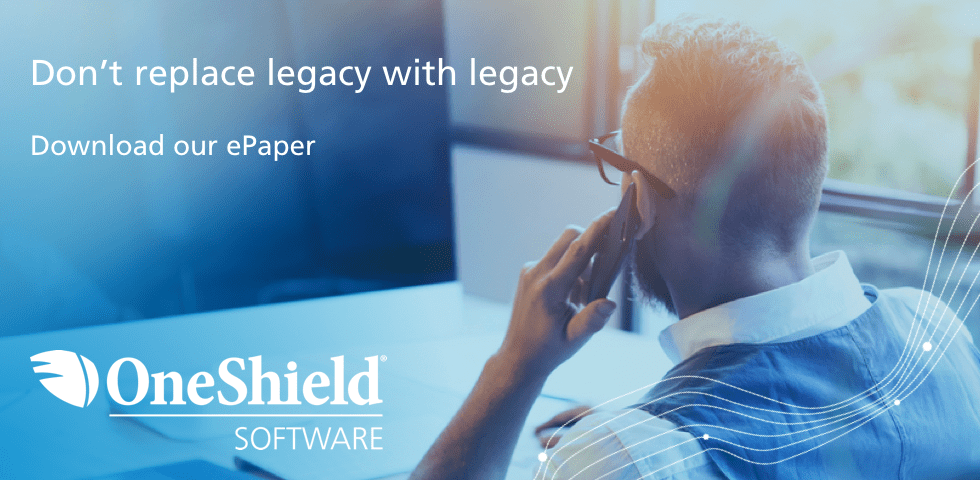 Don't Replace Legacy With Legacy