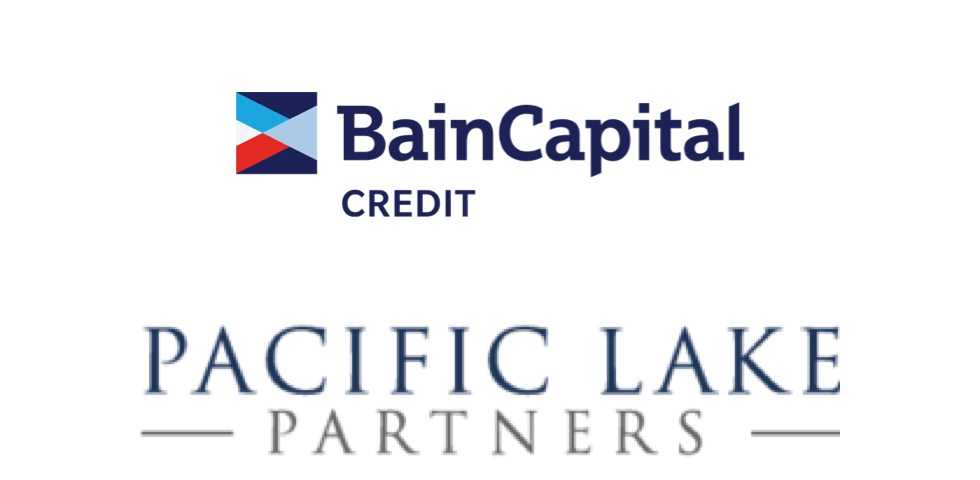 Bain Capital Credit and Pacific Lake Partners Logo