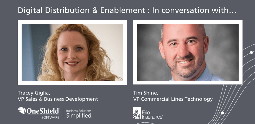 Digital Distribution & Enablement with Erie Insurance
