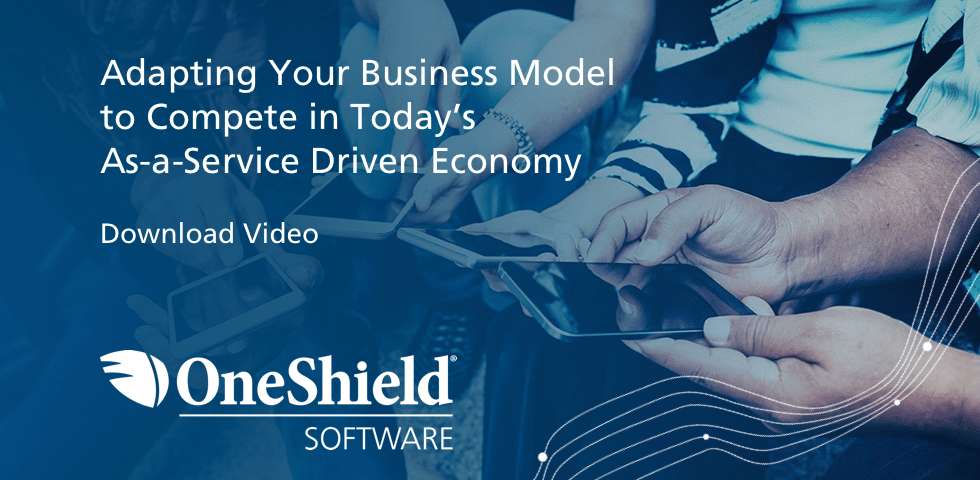 Adapting Your Business Model To Compete In Today's As-A-Service Driven Economy