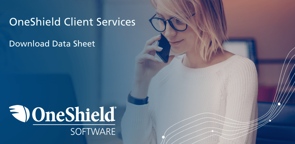 OneShield Software Client Services