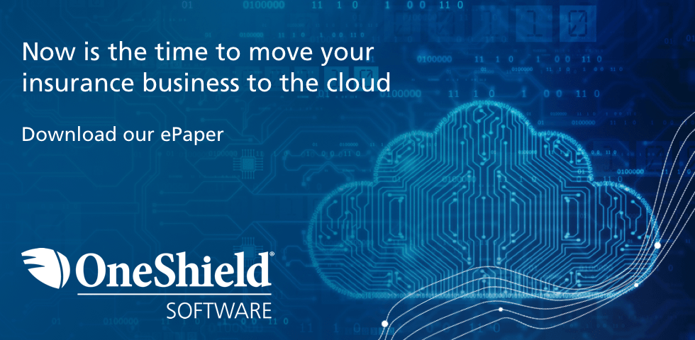 Now Is the Time to Move Your Insurance Business to the Cloud