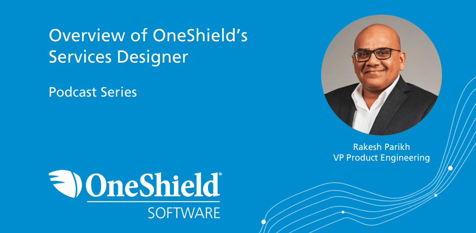 Overview of OneShield's Services Designer