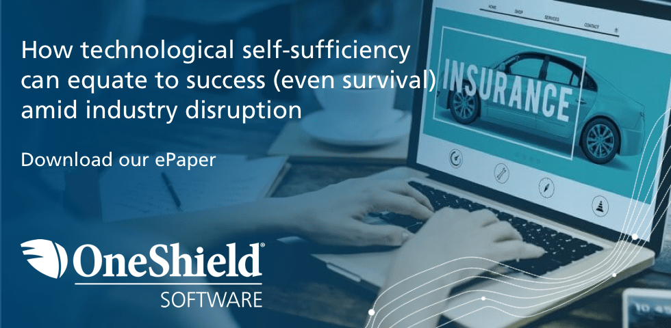 How Technological Self-Sufficiency Can Equate To Success (Even Survival) Amid Industry Disruption