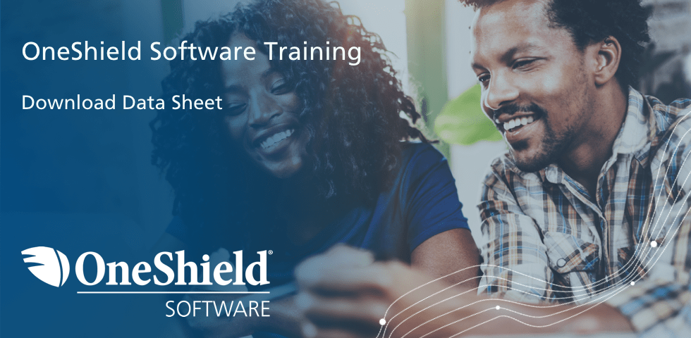 OneShield Software Training Services