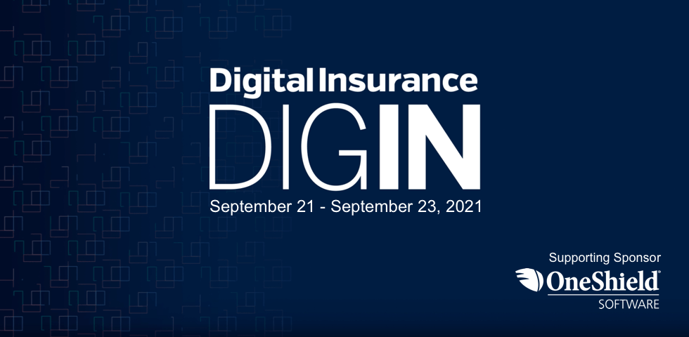 Digital Insurance DIG IN 2021 with OneShield Software